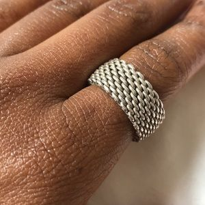 Tiffany & Co. Somerset Ring
